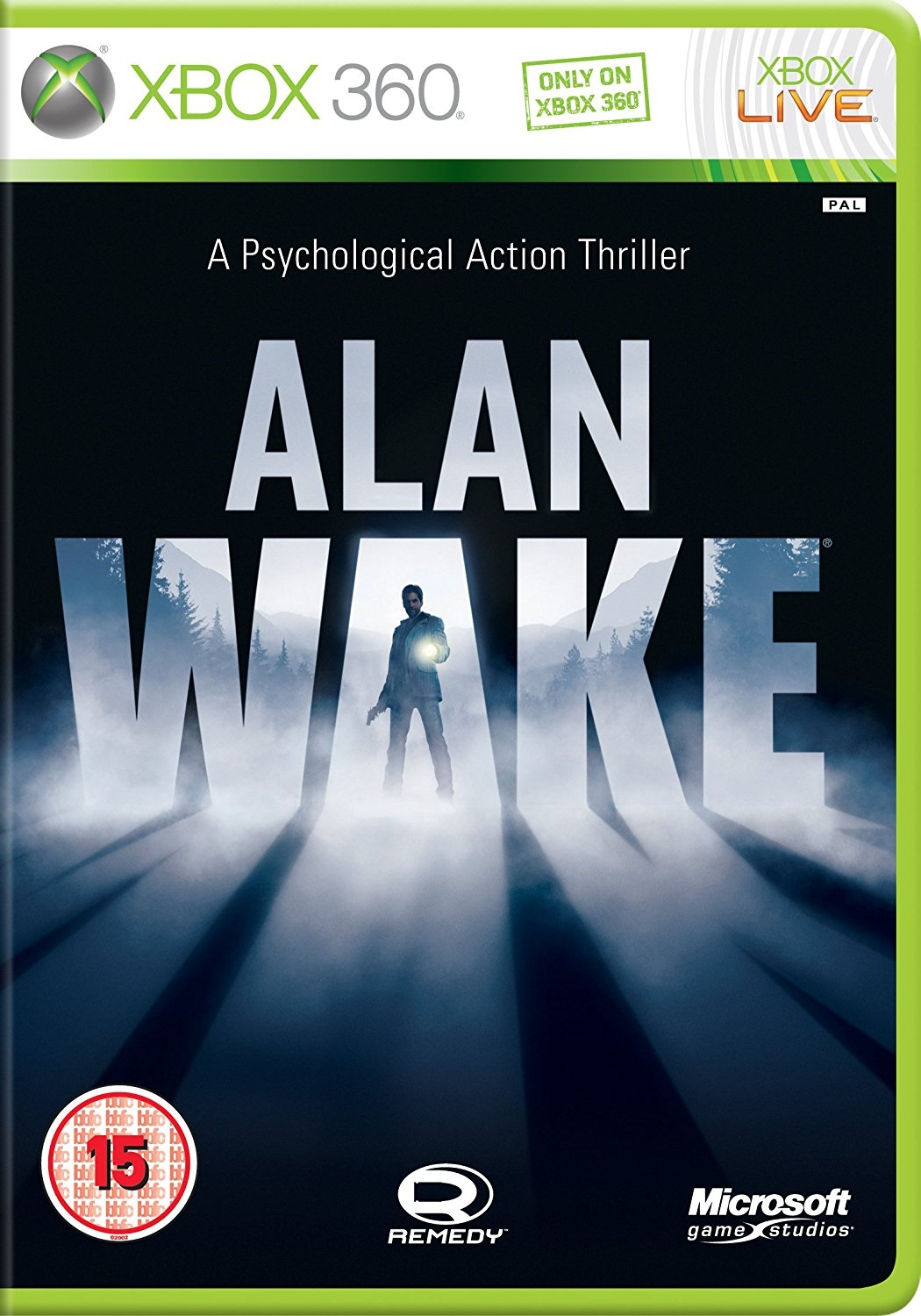 Alan Wake /X360 - USED