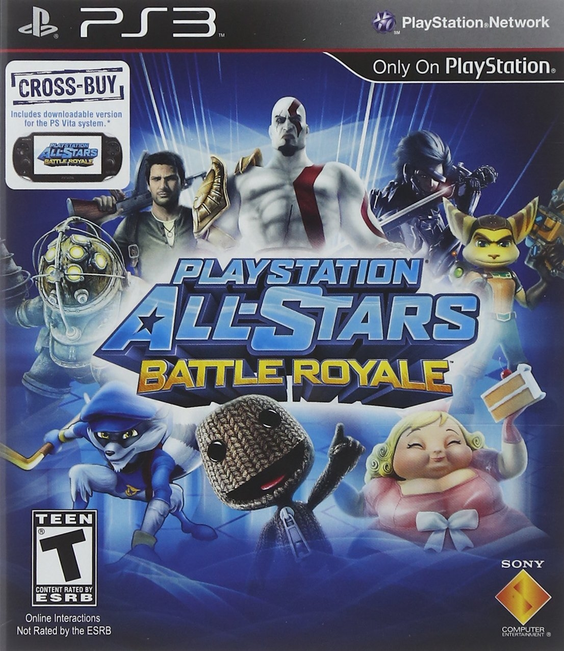 All Stars /PS3 - USED