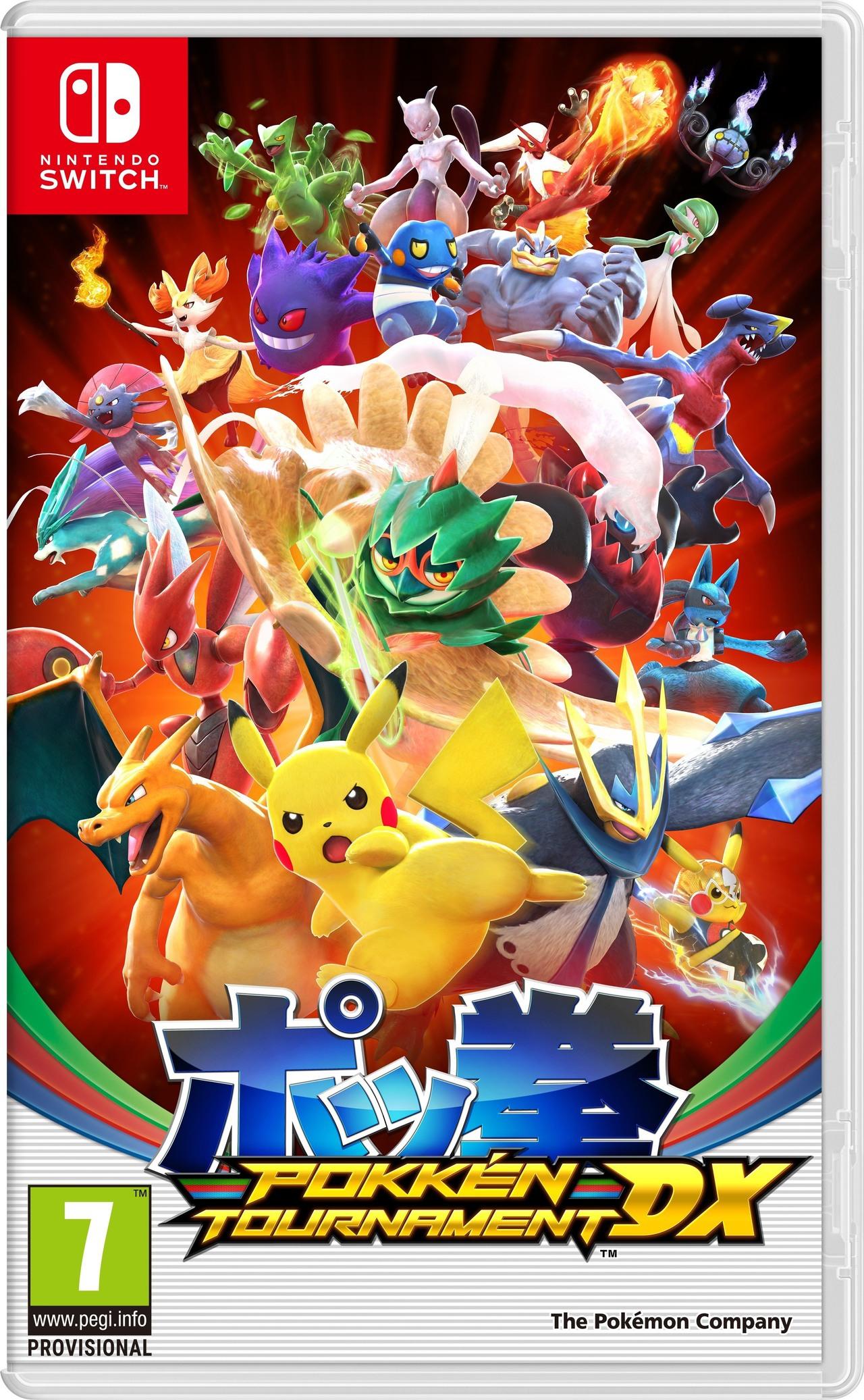 Pokken Tournament DX /Switch