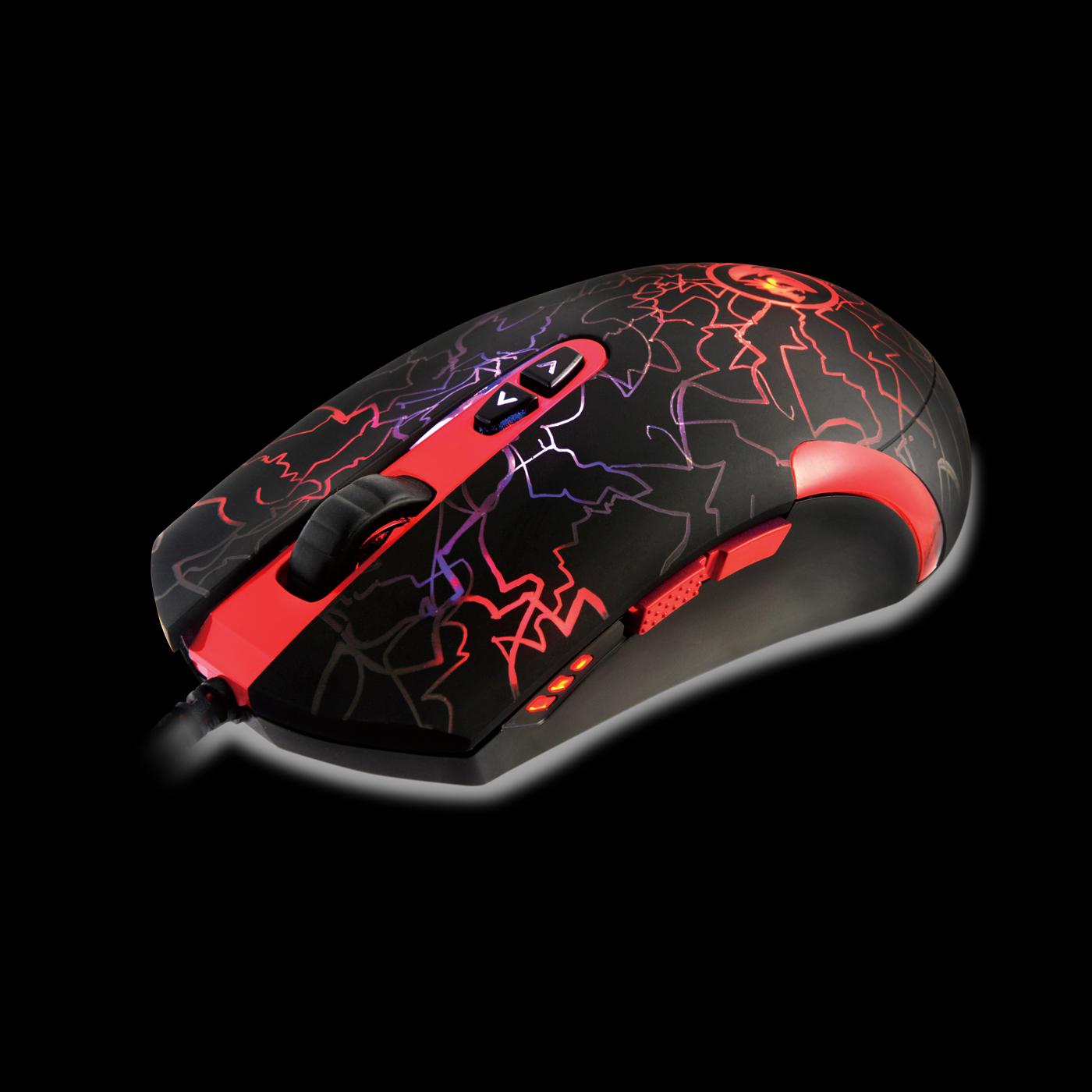 ReDragon - Gaming miš Lavawolf M701
