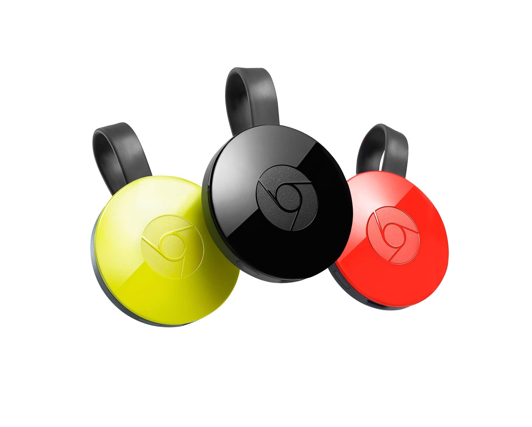 Google Chromecast 2 TV Stick