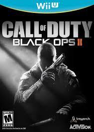 Call of Duty - Black Ops 2 /Wii U