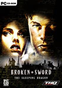 Broken Sword 3 Sleeping Dragon /PC