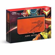 Konzola Nintendo New 3DS XL - Limited Edition Metroid Samus Returns