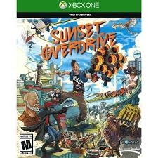 Sunset Overdrive /Xbox1