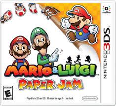 Mario i Luigi Paper Jam Bros /3DS
