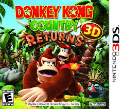 Donkey Kong - Country Returns /3DS
