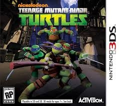 Teenage Mutant Ninja Turtles /3DS