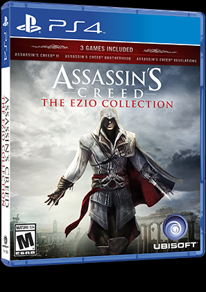 Asssasins Creed EZIO Collection /PS4