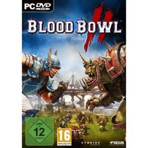 Blood Bowl II /PC