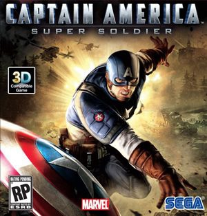 Captain America: Super Soldier /PS3