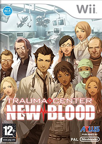 Trauma Centar New Blood /WII