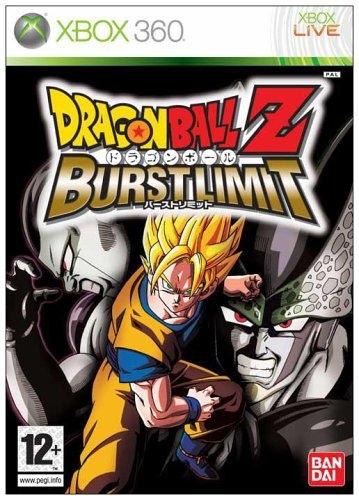 Dragon Ball Burst Limit /X360