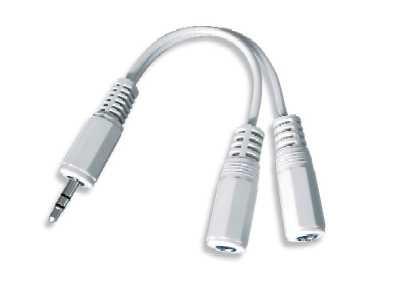 Gembird CCA-415W Audio Kabl Spliter