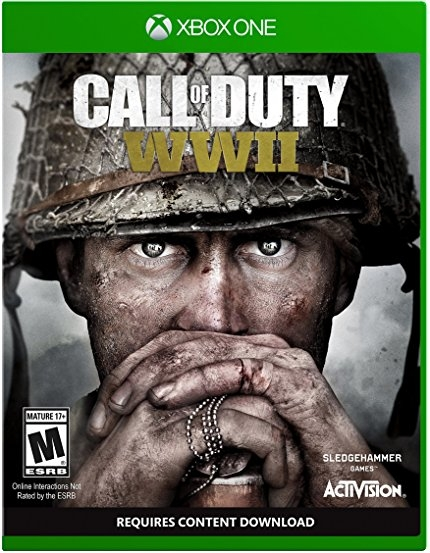 Call of Duty WW2 Standard Edition / XONE