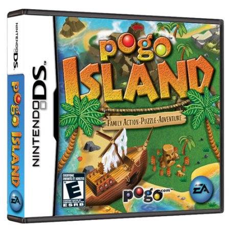 Pogo Island /DS