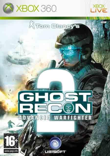 Ghost Recon 2 Advanced warfighter /Xbox 360