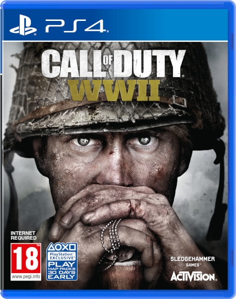 Call of Duty WW2 Standard Editon /PS4