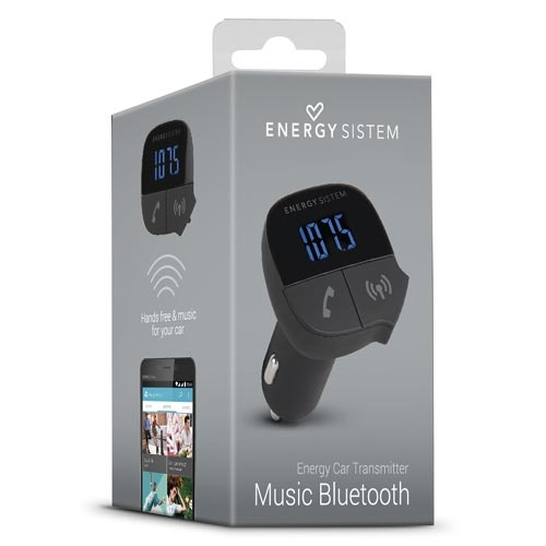 Energy Sistem - Car Transmiter Music Bluetooth