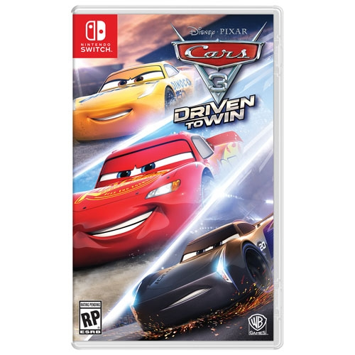 Cars 3 /Switch