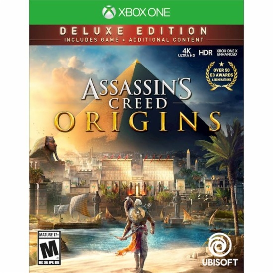 Assasins Creed Origins Deluxe Edition /XONE