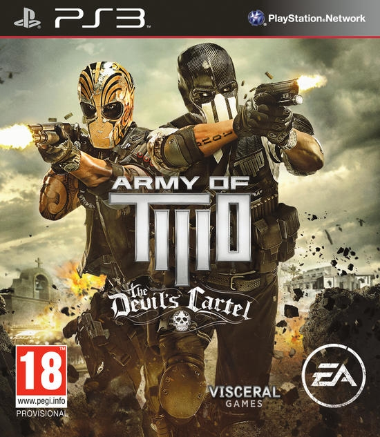 ARMY OF TWO /PS3 - USED