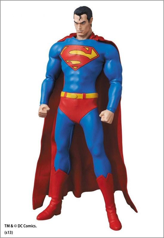 Figura SuperMan -vClassic Costume 20CM