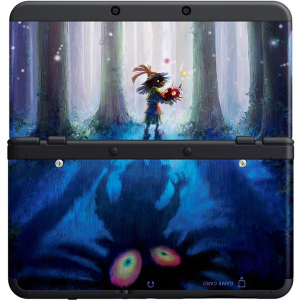 Nintendo New 3DS Coverplate - 024 Zelda Majoras Mask