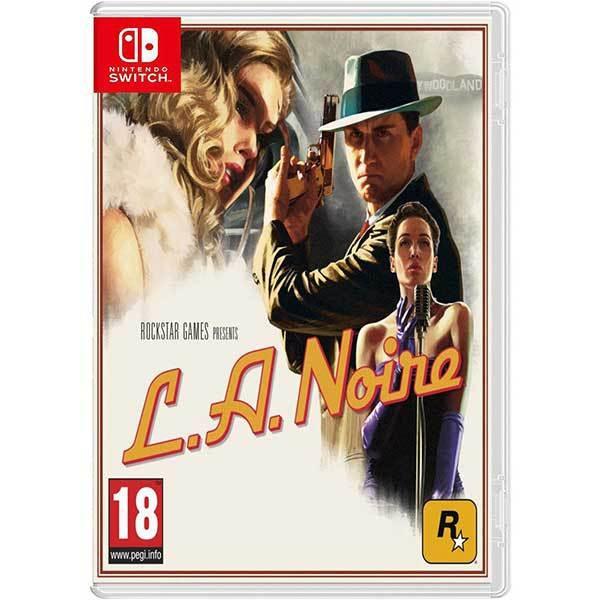 L.A. Noire/ Switch