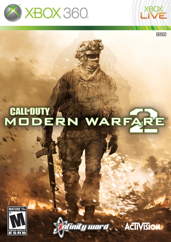 Call of Duty - Modern Warfare 2 /X360