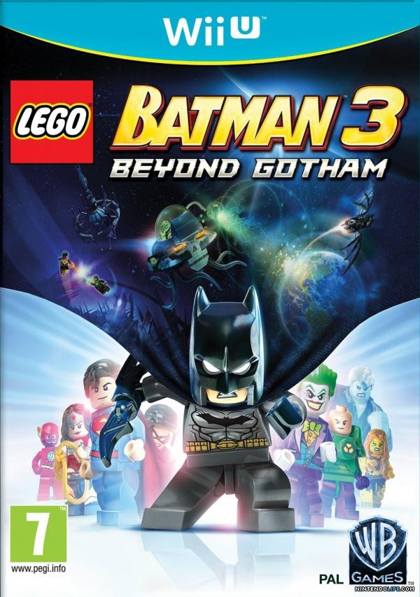 Lego Batman 3 - Beyond Gotham /WiiU