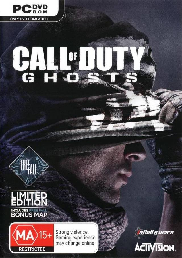 Call of Duty Ghost /PC