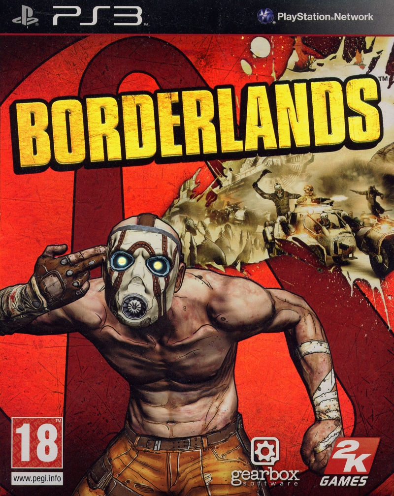 Borderlands /PS3 - USED