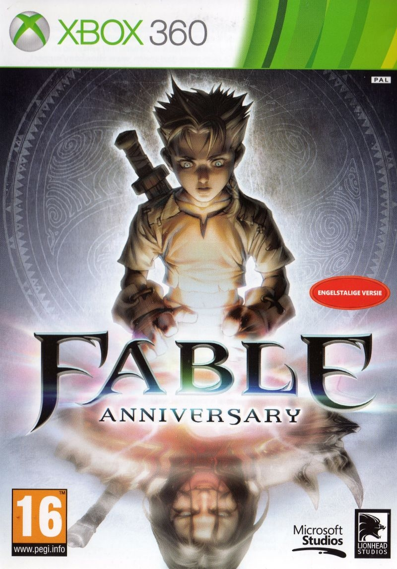 Fable /xbox 360 - USED