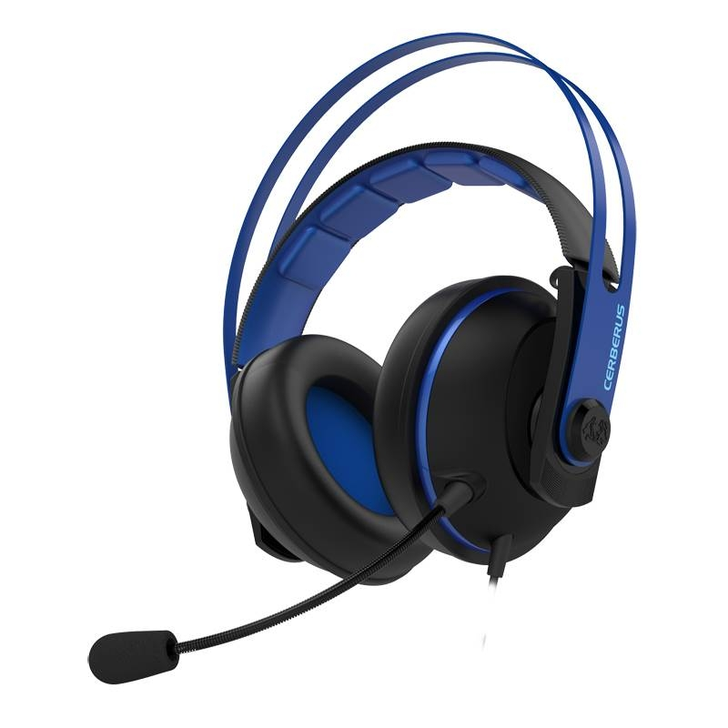 Asus Rog Gaming slusalice Cerberus V2 BLUE