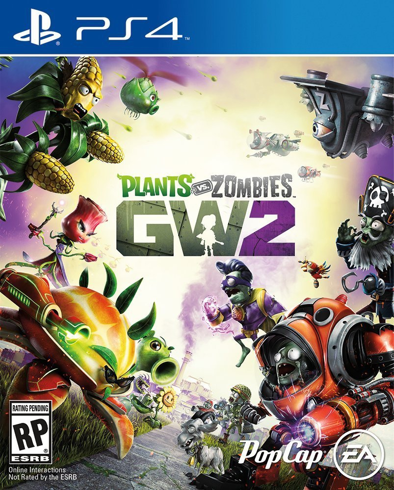 PLANTS VS ZOMBIES GARDEN WARFARE 2 /PS4