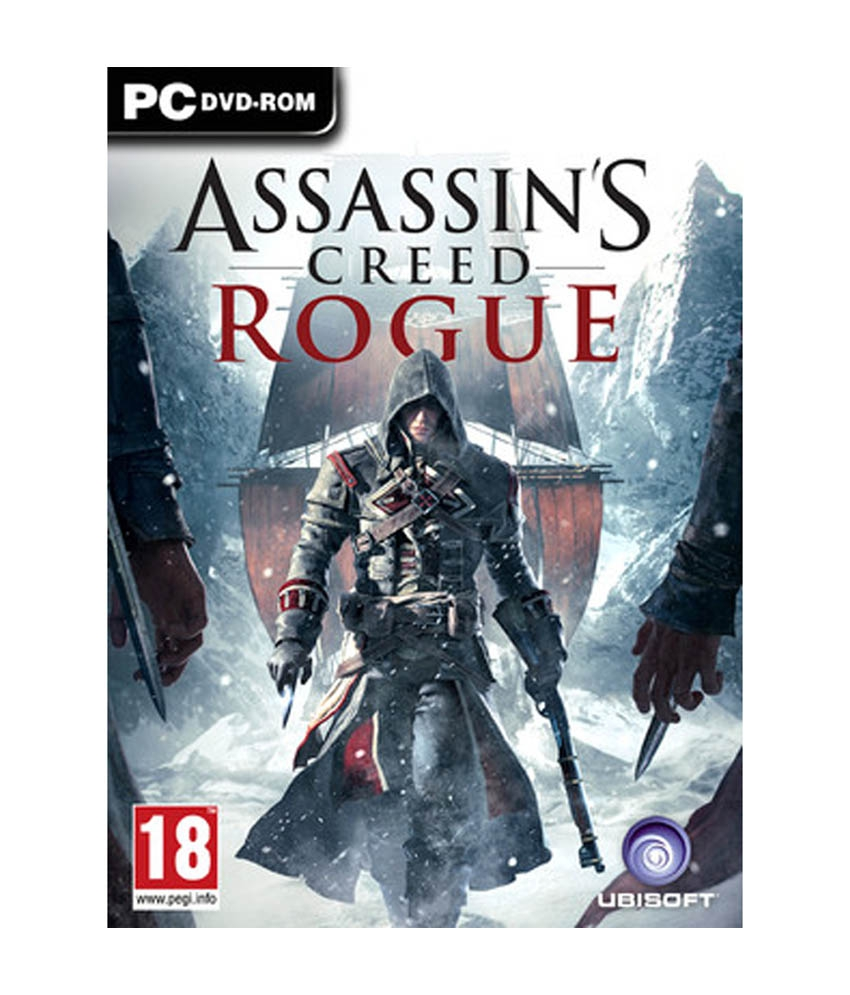 Assassins Creed - Rogue /PC